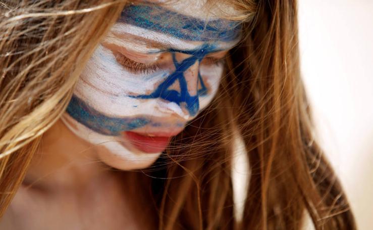 Israel celebra sus 70 años