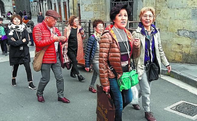 Tolosa recibió un 7,6% más de visitas turísticas en Semana Santa