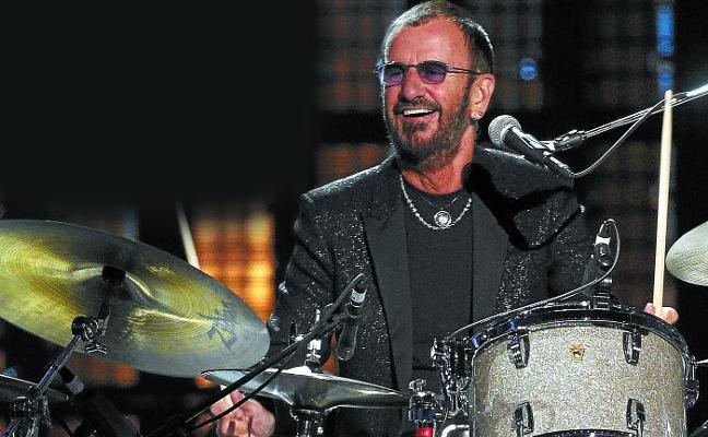 Ringo Starr: «Aún tengo algo de aquel obrero de Liverpool que tocaba por las tardes»