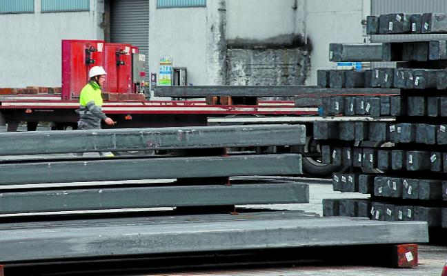 Las empresas de Euskadi logran su mejor ejercicio de ventas al Estado desde 2012