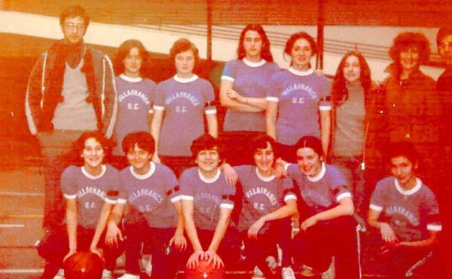 Cuarenta años de basket femenino
