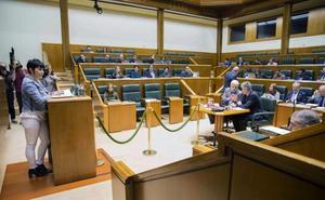 El Parlamento Vasco exige al Estado respeto al nuevo estatus que decida la ponencia de autogobierno