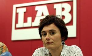 LAB llama a movilizarse el 1 de mayo por un trabajo «digno» y por la soberanía
