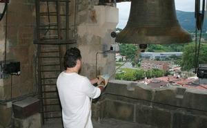 Cuatro municipios guipuzcoanos se suman al toque manual de campanas de este sábado