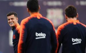 Coutinho: «Tengo ganas de disputar finales y ganar títulos»