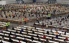 Osakidetza publica la lista provisional de la OPE con los admitidos y excluidos en la prueba