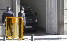 Aitor Esteban visita a Jordi Sànchez en la cárcel para tantear las opciones de que haya Govern