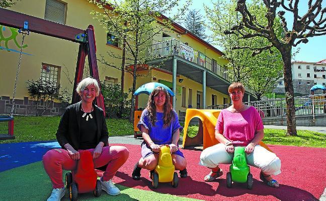 Las escuelas infantiles abrirán su matrícula del 2 al 11 de mayo
