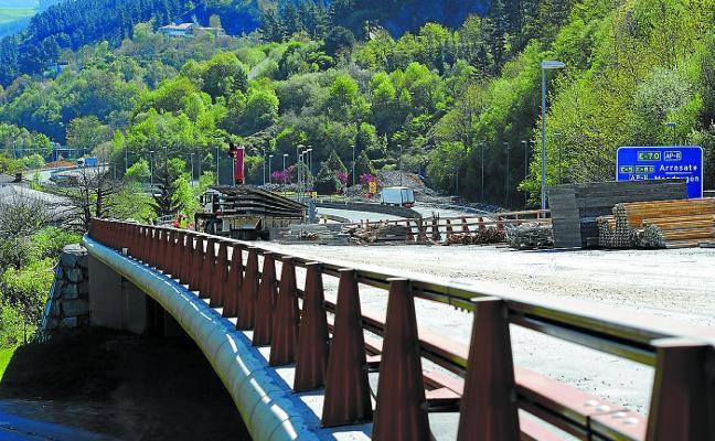 La conexión de San Lorenzo con el peaje de la autopista se abrirá en septiembre-octubre