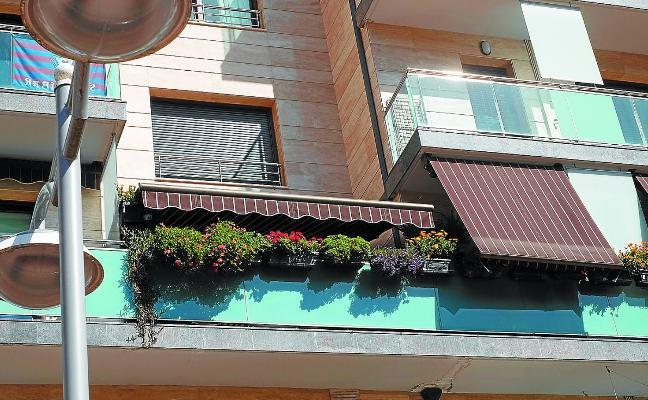 Un concurso para incentivar el embellecimiento de balcones