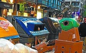 Aumenta el reciclaje de basura en la comarca con los servicios implantados