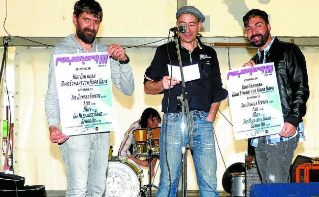 Es hora para el rock con los conciertos de Poligrafo Fest