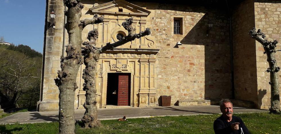 El santuario de Dorleta, la joya escondida de Gipuzkoa