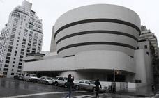 Bi artista hasiberrik New Yorkeko Guggenheimen egonaldia egiteko aukera