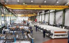 Las exportaciones de Gipuzkoa aumentaron un 14% en febrero