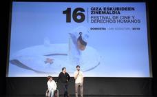 El Festival de Cine y Derechos Humanos de San Sebastián muestra este fin de semana diez cortos de realidad virtual
