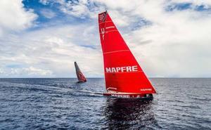 La Volvo Ocean Race se reanuda hoy con la regata costera de Itajaí