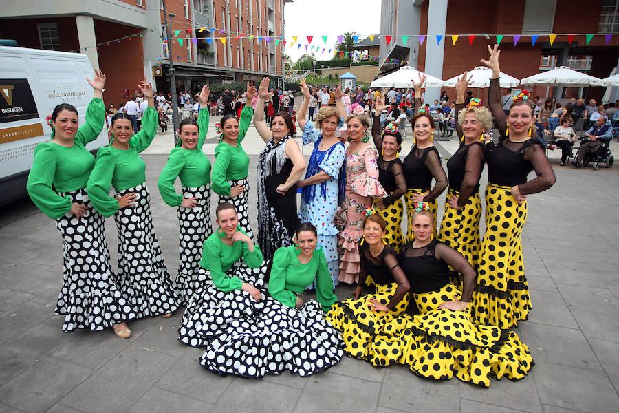 Alegría con flamenco y sevillanas