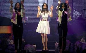 Lana del Rey conquista el Palacio de Vistalegre con un concierto seductor