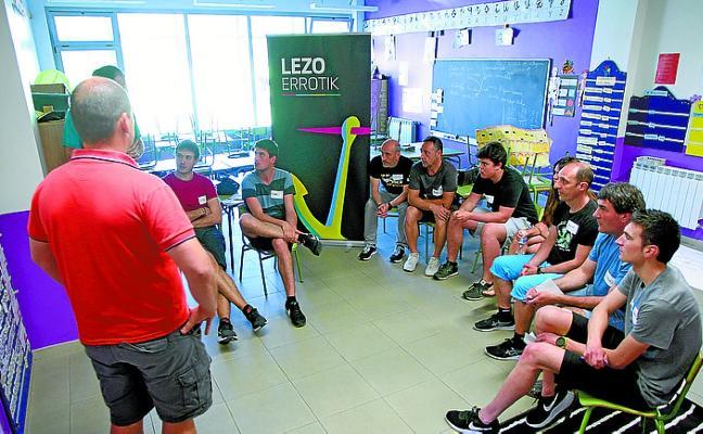 EH Bildu comienza el proceso participativo Lezo Errotik