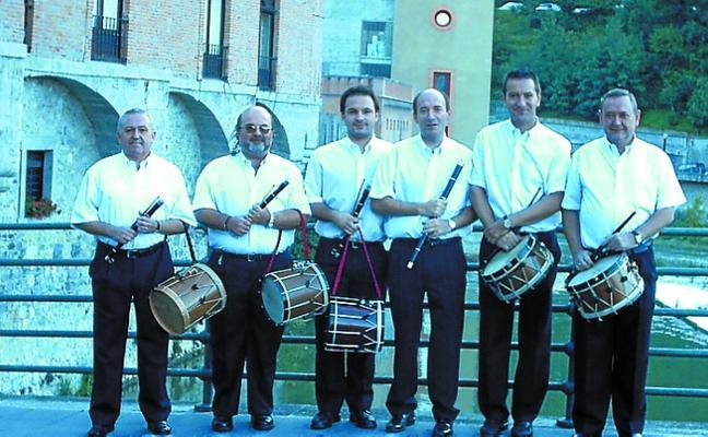 El Palacio de Igartza acoge hoy el concierto de la Banda de Txistularis de Tolosa