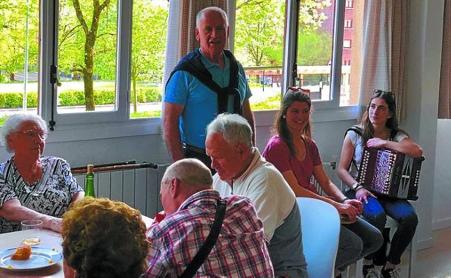 Lagun Leku estrena sede social en Eltzia