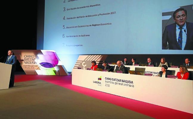 Laboral Kutxa dará prioridad a la transformación digital y a la gestión comercial y de personas