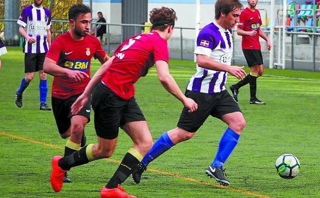Mondragón CF y Bergara KE, derbi con la pelea por el ascenso en juego