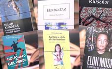 Seis recomendaciones para el día del libro