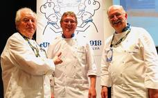 Andoni Luis Aduriz sucede a Pedro Subijana como presidente de Eurotoques, la gran asociación de los cocineros