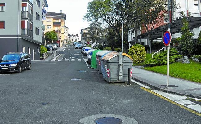 Comienzan los trabajos de asfaltado en toda la cuesta de la calle Estación