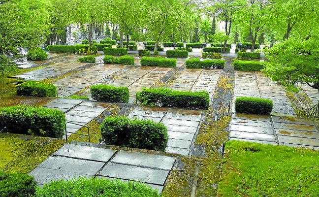 El Plan Especial de Polloe activa la creación de un espacio en el cementerio para aventar cenizas