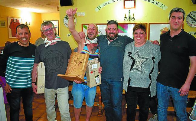 Altzate ganó la Muestra Gastronómica