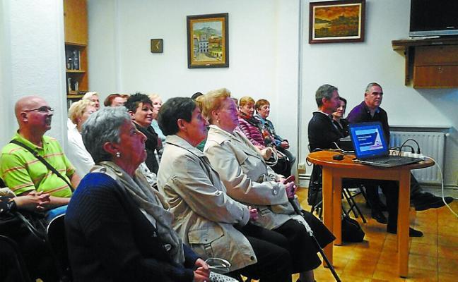 Presentada la segunda semana de las personas mayores de Soraluze