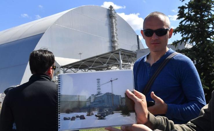 32 años de la catástrofe de Chernobyl