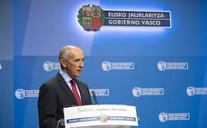 El Gobierno Vasco no asistirá al acto de fin de ETA de Kanbo el 4 de mayo
