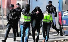 Detenido en Andoain un joven marroquí implicado en actividades de radicalización yihadista
