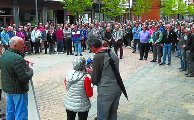 Un paso más en la lucha por unas pensiones dignas