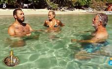 Alberto Isla rememora su pasado en 'Supervivientes': «Me gasté 300.000 euros en seis meses»