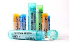 Los productos homeopáticos que no cumplan criterios de seguridad serán retirados