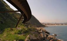 Goia acusa al Gobierno de «mala fe» por negar el interés del Ayuntamiento en la pasarela de Monpas