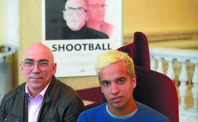 Un padre y el pederasta que abusó de su hijo revelan una trama en 'Shootball'