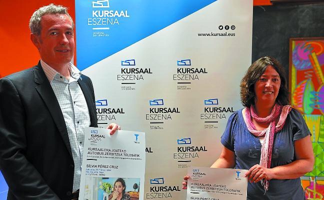 Tolosa contará con servicio de autobús gratuito al Kursaal