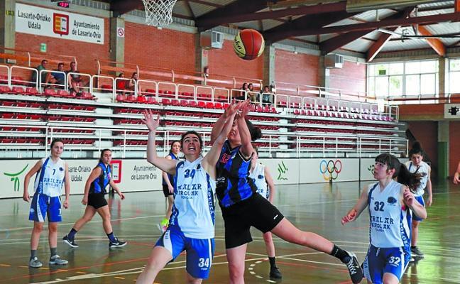 Buenos resultados de los equipos en baloncesto