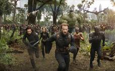 'Vengadores: Infinity War', Disney sigue haciendo caja con Marvel