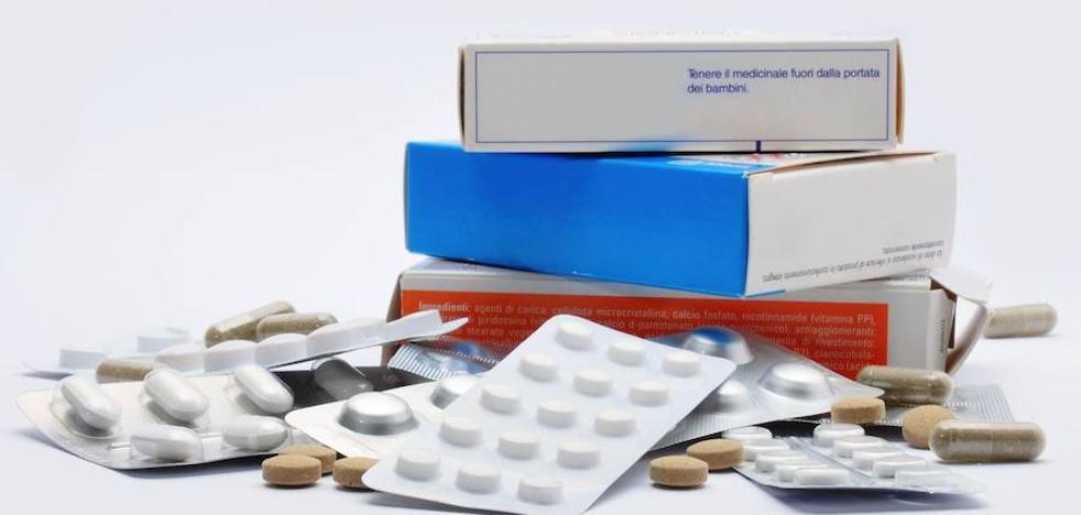 Seis medicamentos de alta demanda que faltan en Gipuzkoa
