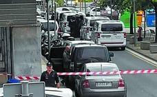 La Ertzainza descarta la intervención de terceras personas en la muerte de un hombre hoy en Irun