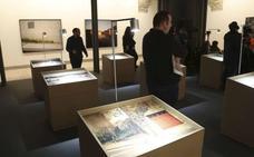 La exposición 'Luces en la memoria' se clausura en Donostia el día 5 con un acto de apoyo a las víctimas de ETA