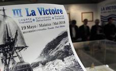 Una veintena de veleros de la regata 'La Victoire' darán brillo al Festival Marítimo de Pasaia