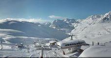 Val d´Isere, el secreto de esquiar también en verano